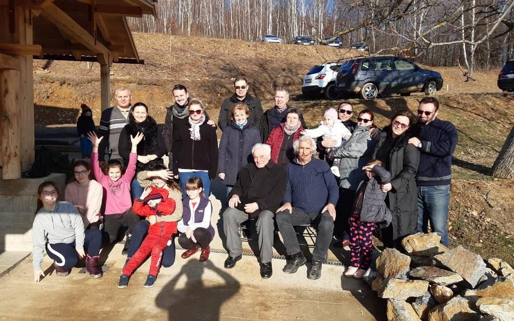Întâlnirea familiilor preoților din Protopopiatul Greco-Catolic Șimleu Șilvaniei, sâmbătă, 15 februarie 2020