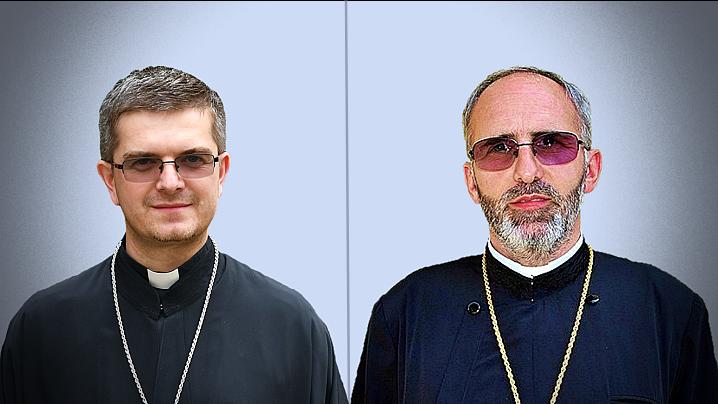 Consacrarea episcopală a celor doi episcopi aleși