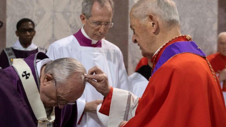 """""""Împăcați-vă cu Dumnezeu!"""": mesajul Papei Francisc pentru Postul Mare 2020"""