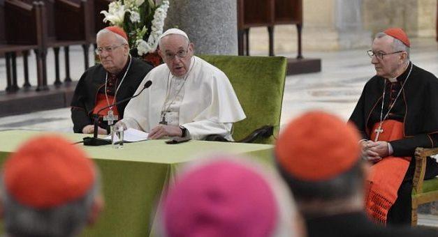 Papa Francisc: Războiul nu trebuie niciodată considerat normal