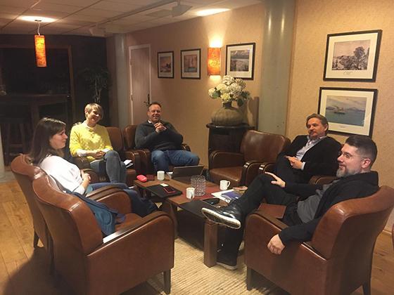 Asociaţia Caritas Eparhial Oradea şi Asociaţia Kécenlét s-au întâlnit cu partenerul norvegian pentru depunerea unui proiect în cadrul Apelului nr. 4 Dezvoltare locală