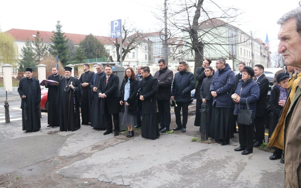 Parastas în memoria martirilor închisorilor comuniste, la Oradea