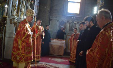 Hirotonire de diaconi în Biserica Seminarului