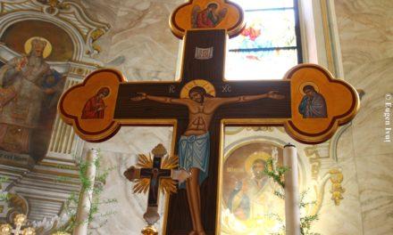 Săptămâna Sfântă în imagini din Bisericile Eparhiei de Oradea