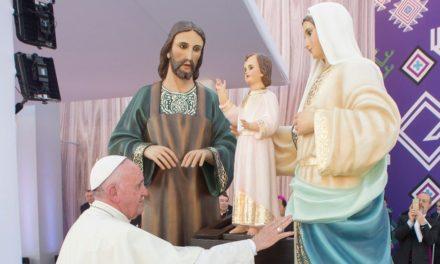 Rugăciune Papei Francisc către Sfântul Iosif