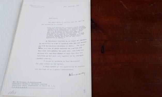 Deschise, arhivele Sf. Scaun privind pontificatul lui Pius al XII-lea