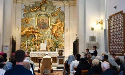 Coronavirus. Papa Francisc se roagă Fecioarei Maria a Divinei Iubiri