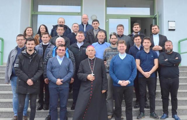 Întâlnirea națională a responsabililor cu pastorația tineretului din România