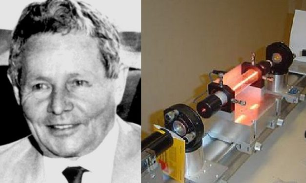Fiu de preot greco-catolic, inventatorul primului laser din România