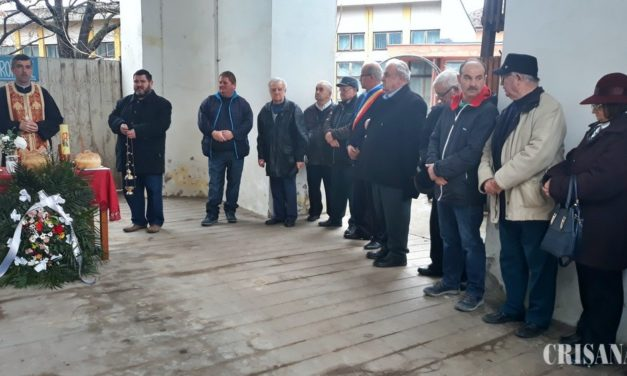 Beiuș – Omagiu victimelor gulagului românesc