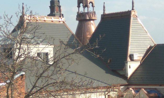 Palatul Episcopiei Greco-Catolice