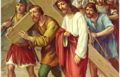 Ne rugăm împreună Calea Crucii
