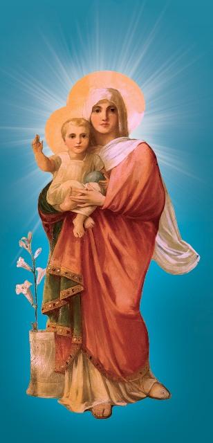 Mesajul Părintelui Dobrată Vasile Traian, responsabilul spiritual Eparhial al Reuniunii Mariane, referitor la Luna Mai, închinată Maicii Domnului