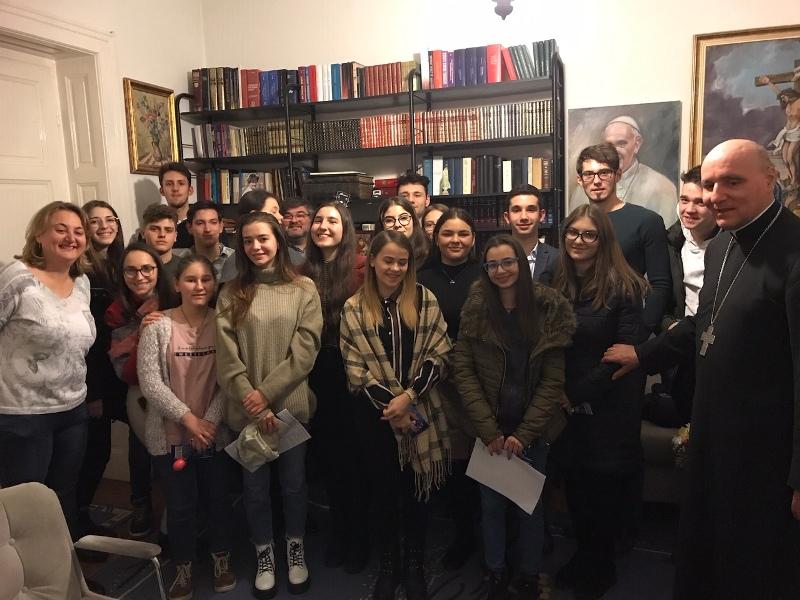Invitație: Ora Catolică – Clubul Zileos
