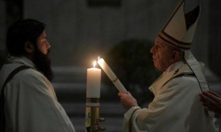 Papa Francisc: Prin învierea lui Isus, noi toți am cucerit dreptul la speranță