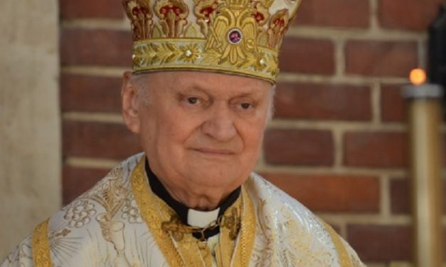 14 ani de la întronizarea primului Arhiepiscop Major al Bisericii Române Unite