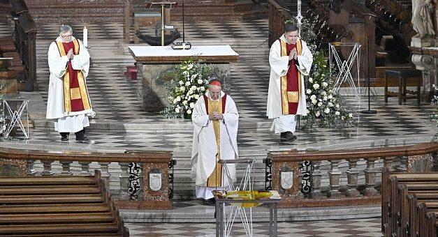 Cardinalul Christoph Schönborn: Avem nevoie de slujire, compasiune și disponibilitate