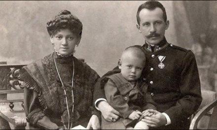 Familia unui papă sfânt