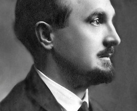 Preotul, profesor de botanică Alexandru Borza