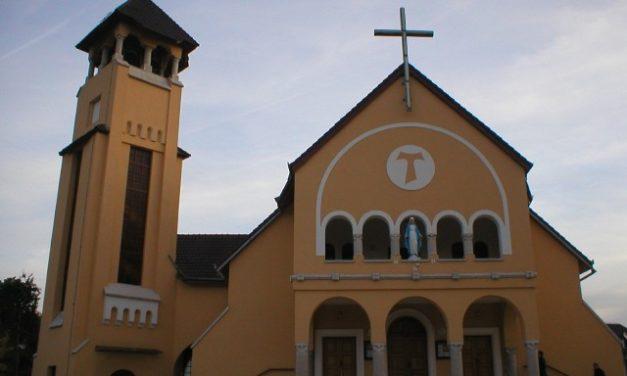 Sanctuarul Eparhial Maica Domnului – Un colţ de rai în Oradea