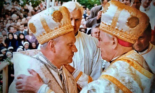 30 de ani de la hirotonirea episcopală a PF Cardinal Lucian