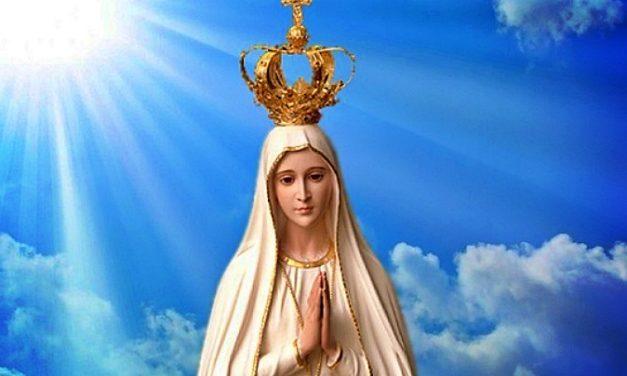 Novena către Fecioara de la Fatima (Ziua a VI-a)