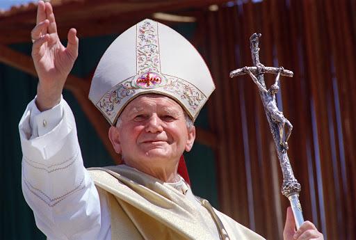 Rugăciune pentru a obţine haruri prin mijlocirea Sf. Ioan Paul al II-lea