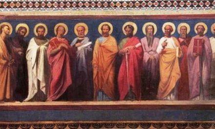 Sărbătoarea celor 12 Sfinţi Apostoli