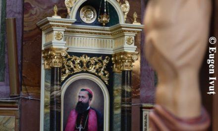 Altarul dedicat episcopului Valeriu Traian Frențiu – Fericit