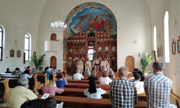 HRAMUL BISERICII  SFINȚII APOSTOLI PETRU ȘI PAVEL DIN ZALĂU