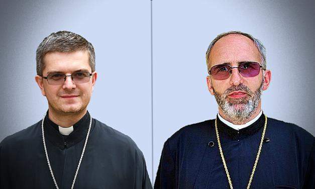 Consacrarea celor doi noi Episcopi