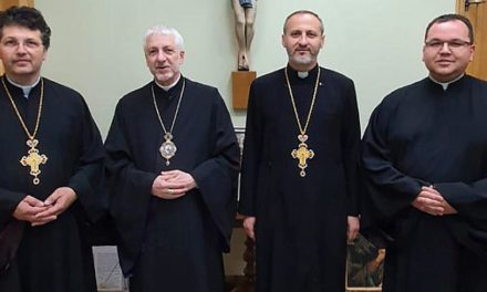 Un nou Vicar general pentru Eparhia de Cluj-Gherla: Mons. Dumitru Marius Cerghizan