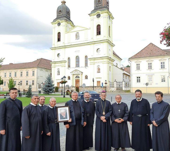 EVENIMENT PENTRU PROVINCIA SFINȚII APOSTOLI PETRU ȘI PAVEL A ORDINULUI SFÂNTULUI VASILE CEL MARE