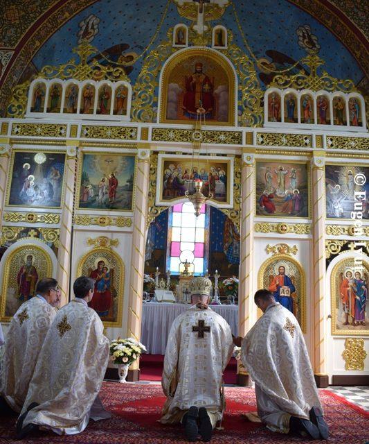 Vizită pastorală la Bocșa