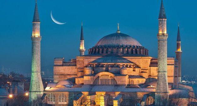 Bisericile Catolică și Ortodoxă vor ține o zi de doliu pentru Hagia Sophia
