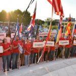 Papa Francisc: Mesaj adresat tinerilor adunaţi la Medjugorje pentru întâlnirea anuală