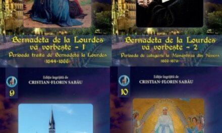 """APARIŢIE EDITORIALĂ:  ALTE PATRU VOLUME DIN """"COLECŢIA LOURDES"""""""