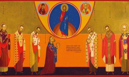 Răsunetul goarnei le omagiază acum sfințenia și le onorează jertfa