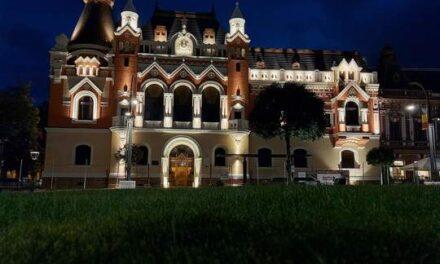 Palatul Episcopal şi-a recăpătat strălucirea şi aşteaptă vizitatori