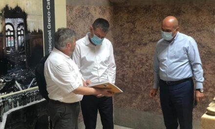 S-A SEMNAT PROTOCOLUL DE REABILITARE A INTERIOARELOR PALATULUI GRECO-CATOLIC