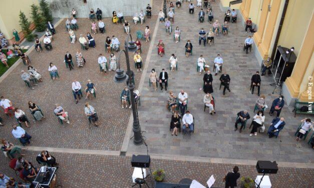 Turneul Internațional Stradivarius – concertul Piazzolla 99 la Oradea