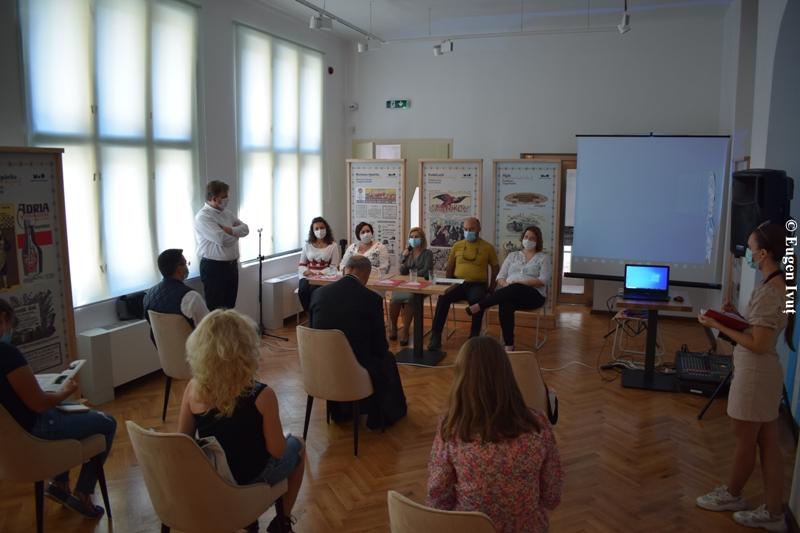 Asociația Caritas Eparhial Oradea a organizat prima conferință de presă din anul acesta, luni 7 septembrie, ora 12.30 la Casa Darvaș-La Roche din Oradea.