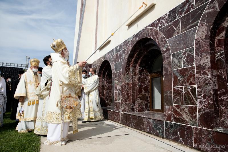 Sfințirea Catedralei Ortodoxe din Oradea