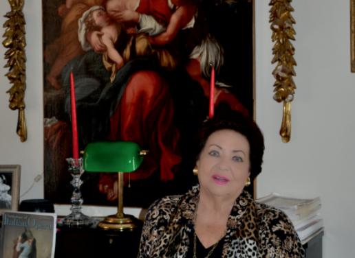 Legendara Virginia Zeani împlineşte azi 95 de ani