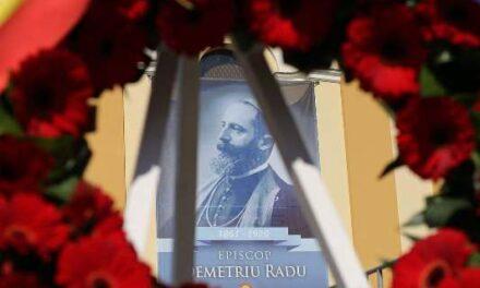 Episcopul Demetriu Radu