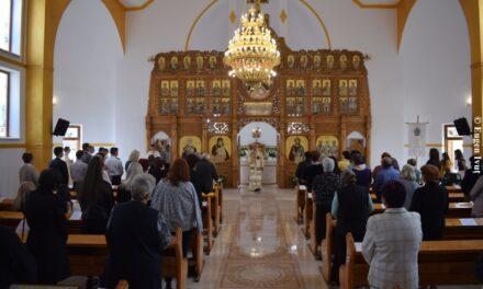 Resfințirea Bisericii din Beiuș