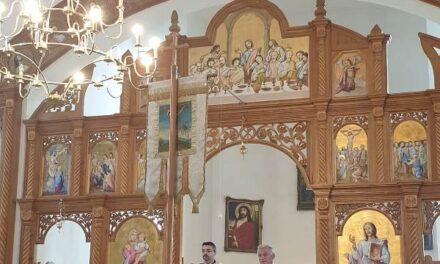 Vizită a părintelui vicar cu preoții la Ardud