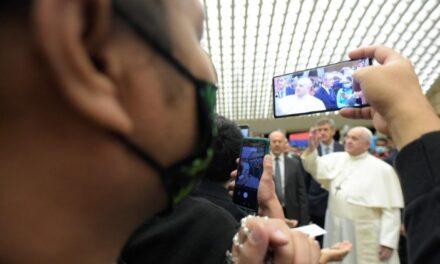 """Papa Francisc: În anumite situații, creștinul trebuie să spună: """"Așa ceva nu se face!"""""""