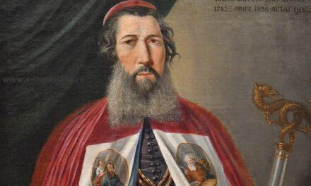 190 de ani de la moare episcopul Ioan Bob