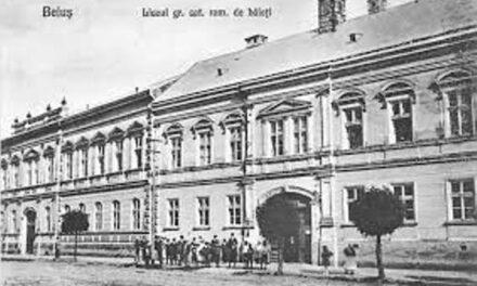 """192 de ani de la înființarea Școlii din Beiuș – """"Pentru educarea tineretului acestei Provincii"""""""